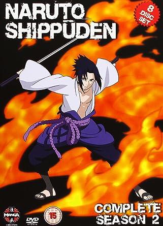 Amazon com: Naruto Shippuden - Series 2 [DVD]: Movies & TV