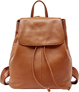 ff67f21a59ba BOYATU Genuine Leather Backpack for Ladies Elegant Women Travel School  Shoulder Bag