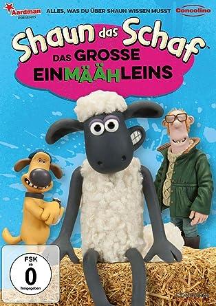 Shaun Das Schaf Das Grosse Einmaahleins Amazon De Dvd Blu Ray