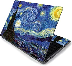 """MightySkins Skin for HP Pavilion x360 11"""" (2019) - Starry Night 
