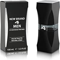 Nbp Prestige 4 Men For Men Edt Spray 100 Ml, New Brand, Sem Cor