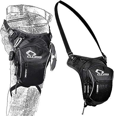 Hip Belt Bum Fanny Pack Waist Thigh Leg Drop Bag Tactical Military Riding Motorcycle leg Bag