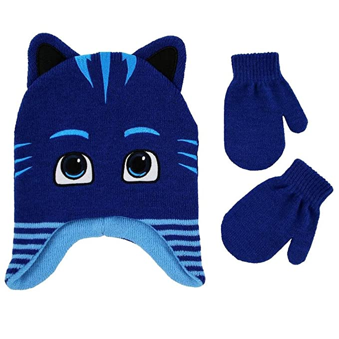 PJ Mask Boys  Catboy Hat and Gloves Set 03dd61cd44b