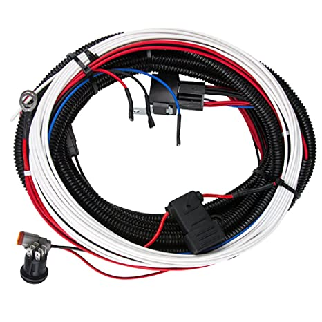 amazon com rigid industries back up light kit harness automotive rh amazon com  auxiliary reverse light wiring harness