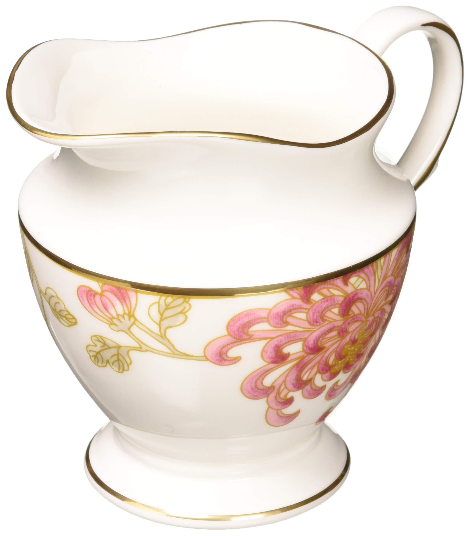 Lenox Marchesa Painted Camellia Creamer