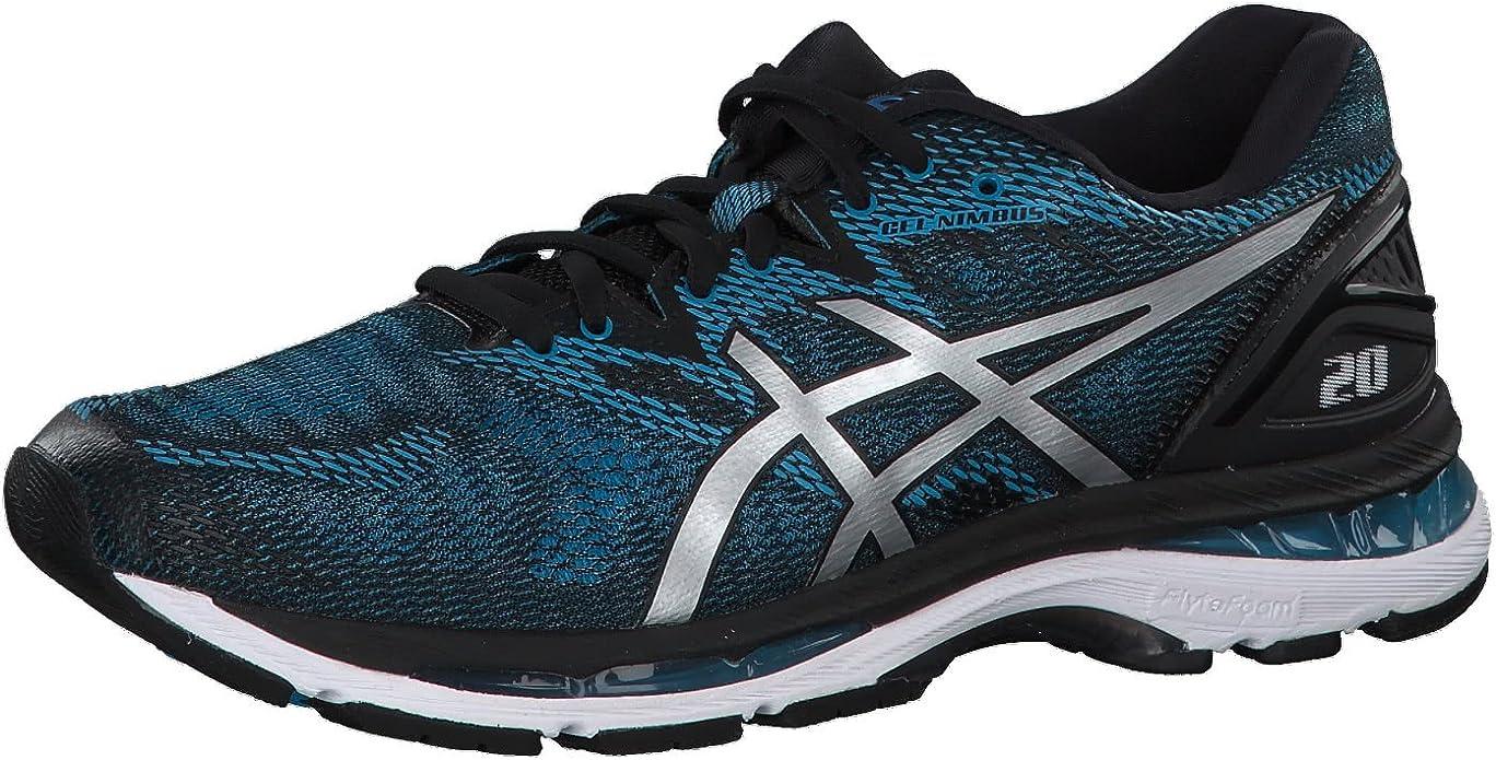 ASICS Gel-Nimbus 20, Zapatillas de Deporte Unisex Adulto: Amazon.es: Zapatos y complementos