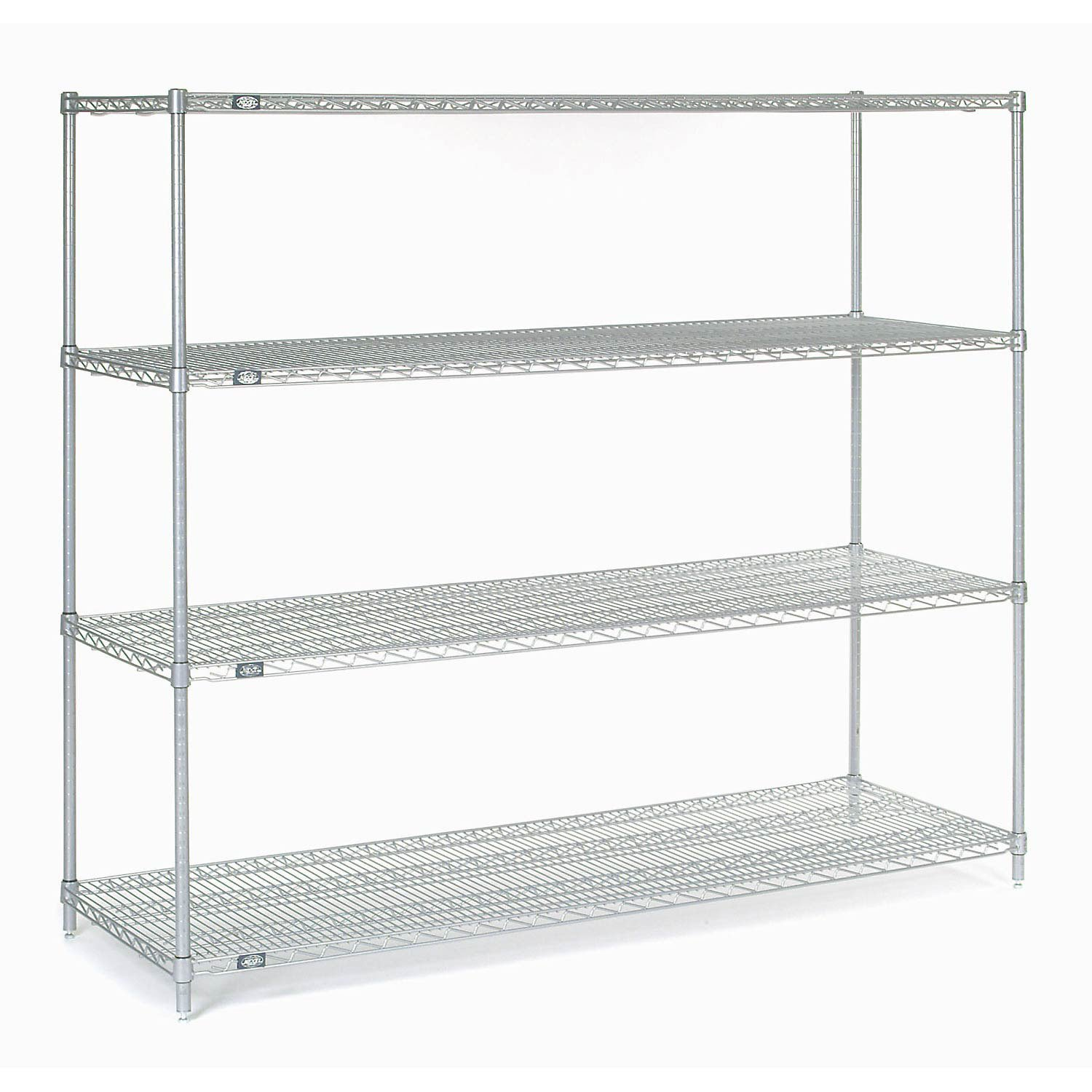 Amazon.com: Stainless Steel Wire Shelving, 72\