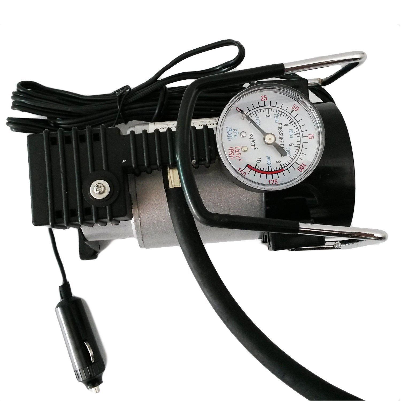 Automan 12v Dc Heavy Duty Metallic Tyre Inflator Air Compressor Pump Wiring Http Wwwaircompressorpartsonlinecom Car Motorbike