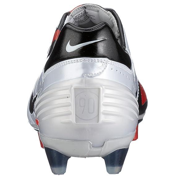 separation shoes b8d34 a3b79 Nike Air Zoom Total 90 Chaussures De Football A Pointes Légères Pour Homme  Gris 41 Grey  Amazon.co.uk  Shoes   Bags