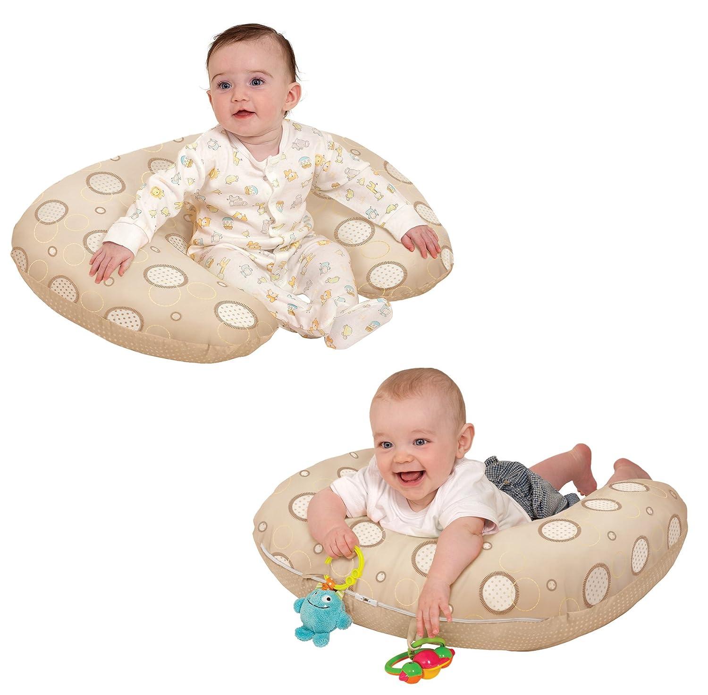 Cuscino allattamento ClevaMama - primi movimenti