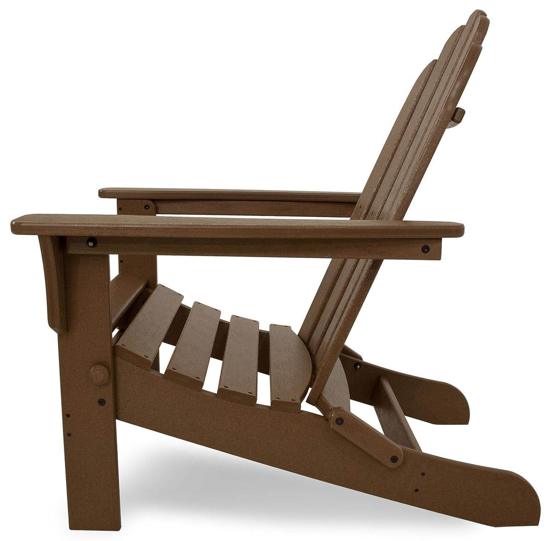 Superb Amazon.com : Trex Outdoor Furniture Cape Cod Folding Adirondack Chair, Tree  House : Trek Patio Chairs : Garden U0026 Outdoor