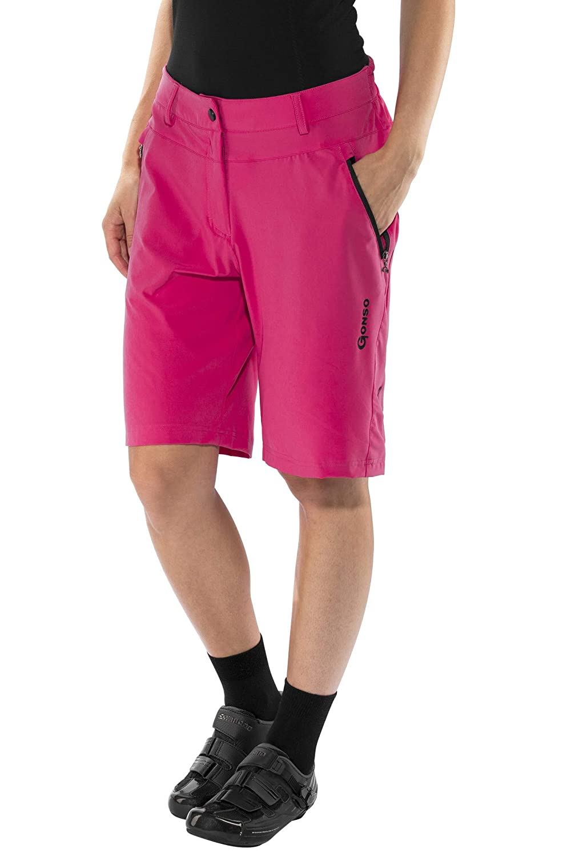 Gonso Bike Shorts Damen Bright Rose 2018 Fahrradhose