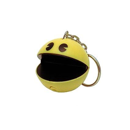 Amazon.com: Pacman Llavero con sonido: Toys & Games