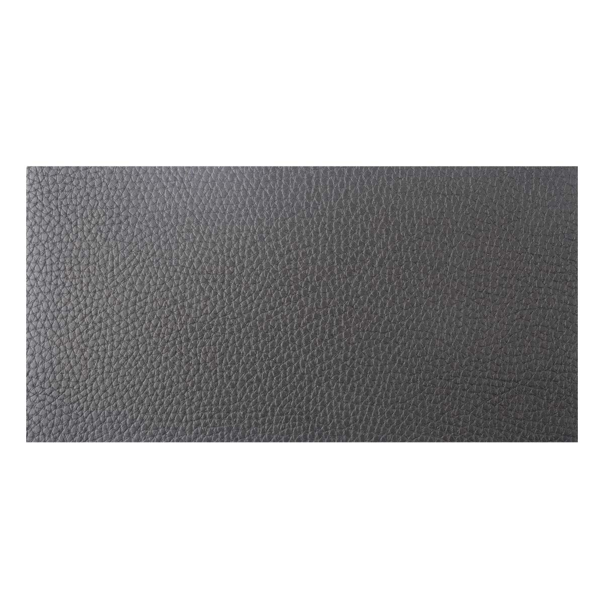 Leather Repair Patch - Self-Adhesive For Sofa Car Seats And Bags, 8 Inch By  4 Inch, Litchi Grain & Dark Grey - By Beaulegan on Galleon Philippines