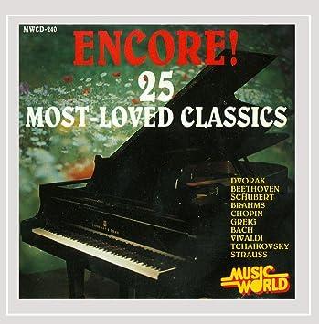 Munich Symphony Orchestra - Encore! 25 Most Loved Classics