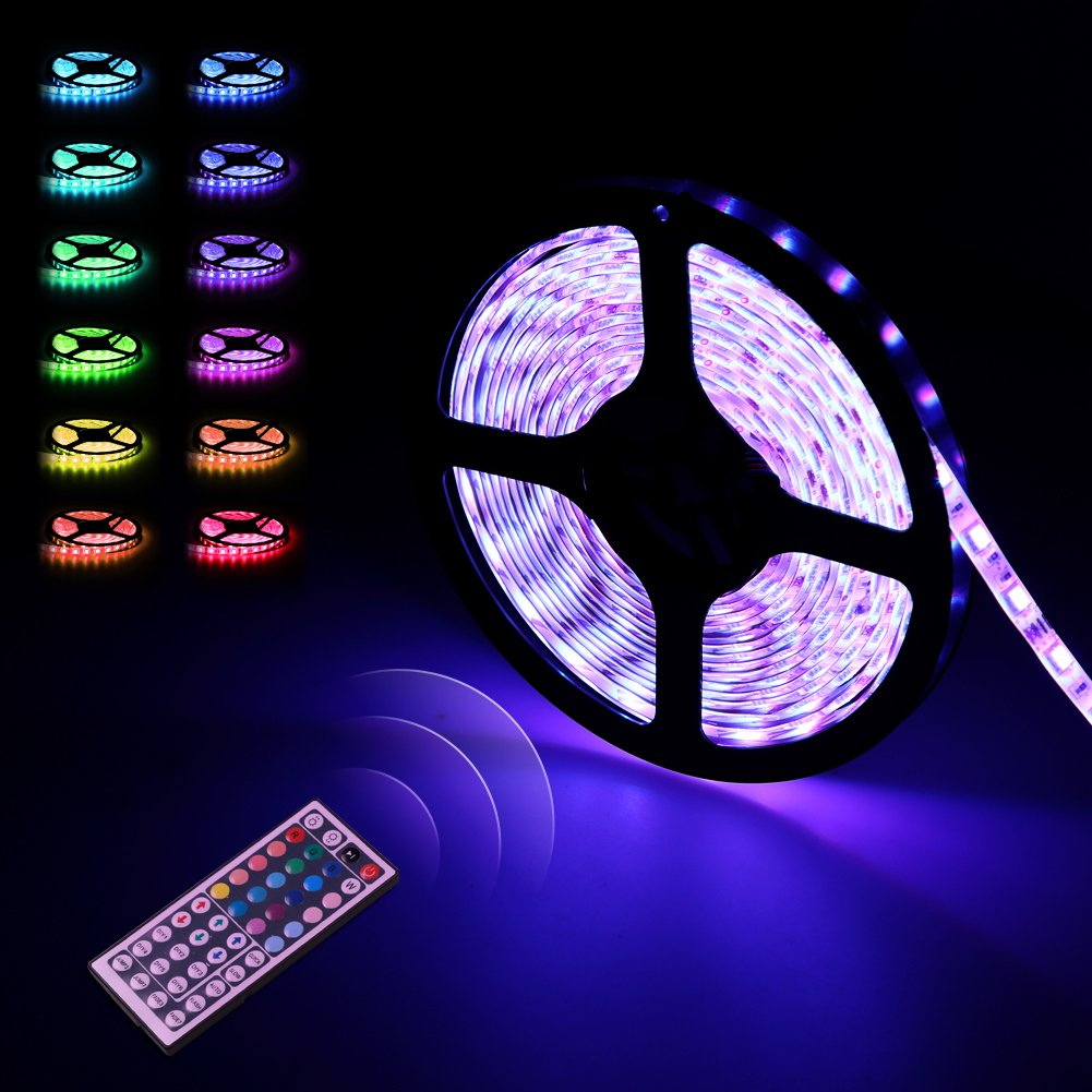 led strip tests die zusammenfassung top 3 led streifen 2018led lampe. Black Bedroom Furniture Sets. Home Design Ideas