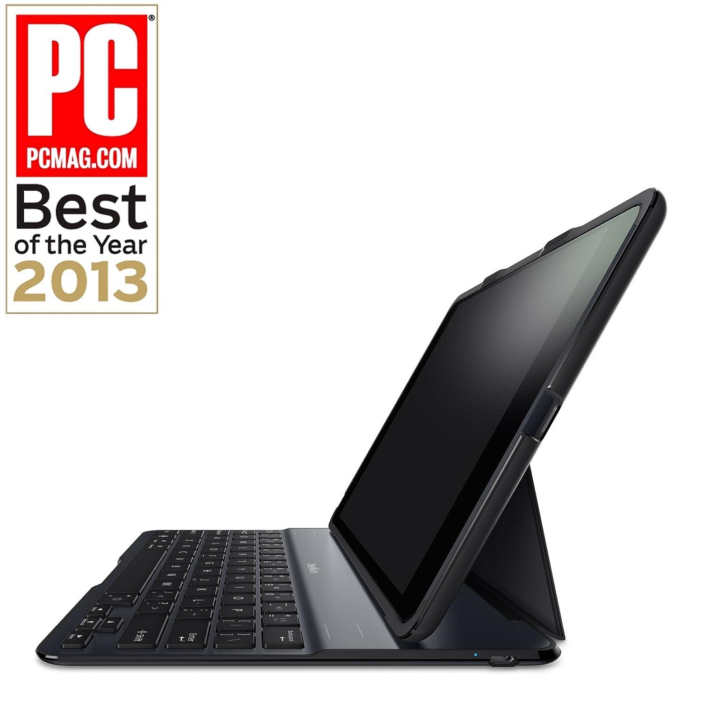 Amazon Belkin Qode Ultimate Keyboard Case For Ipad Air Black