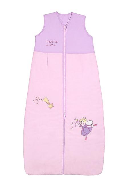 16 opinioni per Sacco a pelo per neonati 2.5 Tog- per tutto l'anno 110cm/12-36 mesi- Pink Fairy