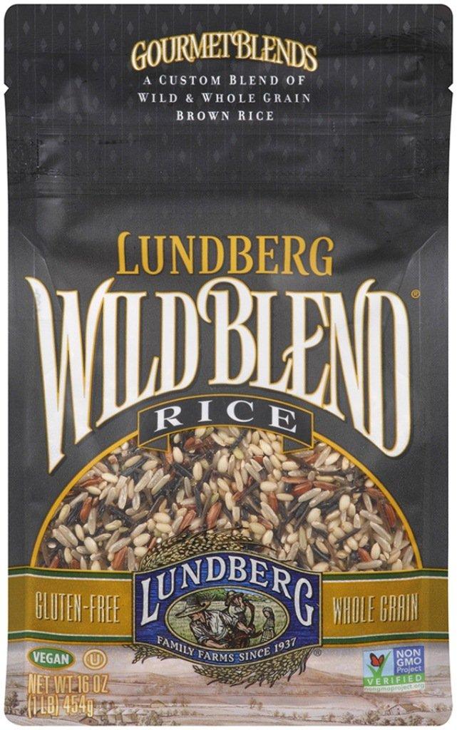 Amazon Com Lundberg Family Farms Wild Blend Rice 16 Ounce Prime Pantry