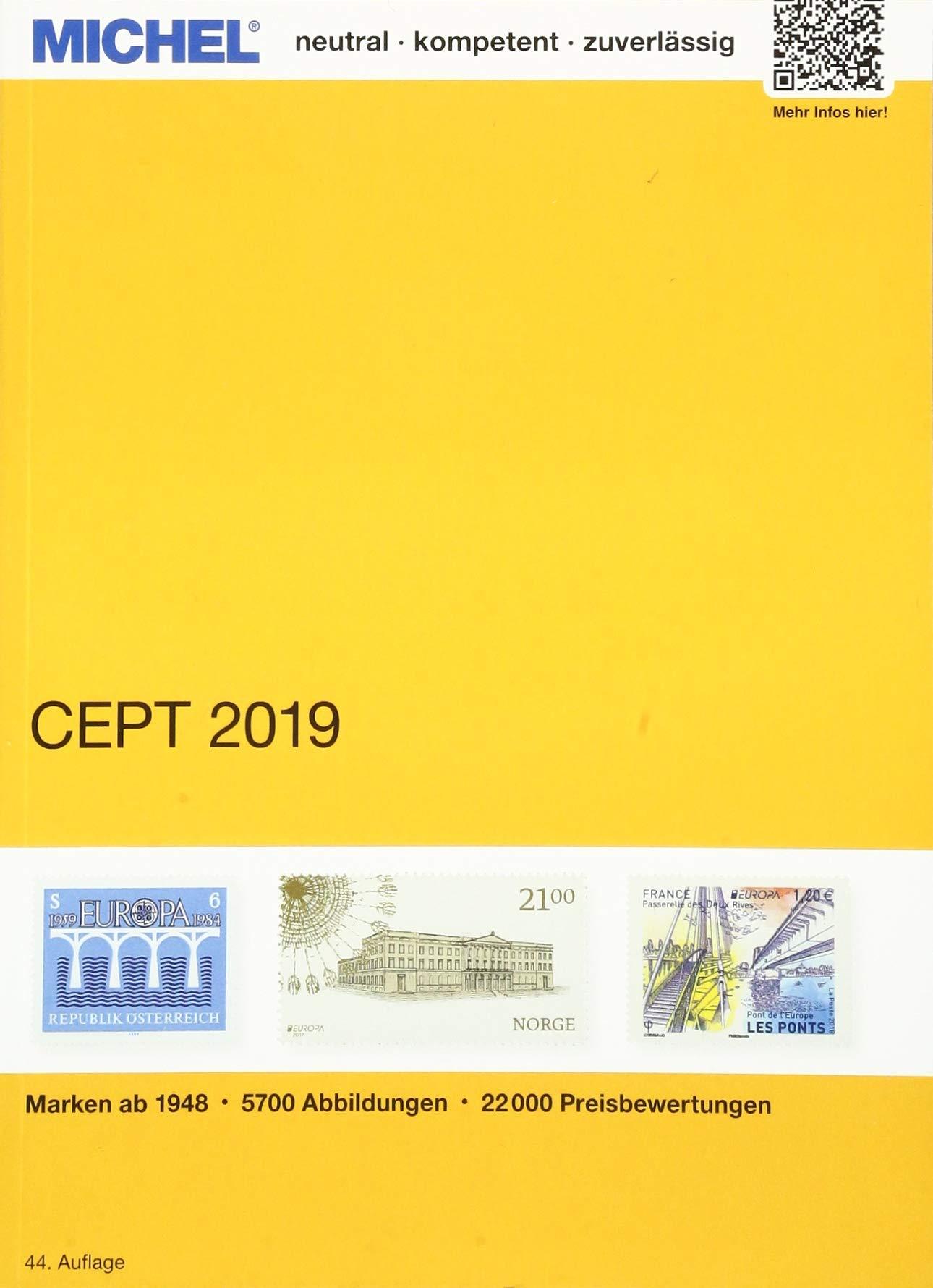 Michel CEPT 2019: Amazon.es: MICHEL-Redaktion: Libros en idiomas extranjeros