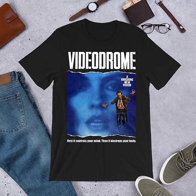 Civic TV T-Shirt 100/% Premium Cotton Videodrome Inspired