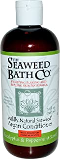 product image for The Seaweed Bath Co. Wildly Natural Seaweed Argan Conditioner, Eucalyptus 12 oz