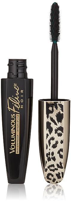 9c059d365c8 L'Oréal Paris Voluminous Feline Noir Waterproof Mascara, Blackest Noir,  0.27 fl.