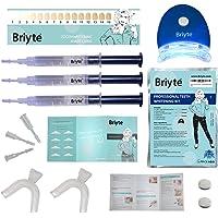 Briyte ® HOME Teeth Whitening Kit (TEETH WHITENING) Pro Teeth Whiten Tooth Whitening Dental Care White 3x GEL Bleaching Kit Briyte UK Express