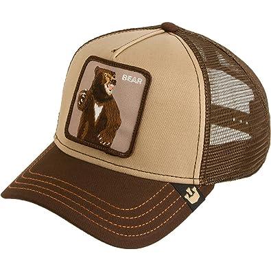 Goorin Bros. Men s Beaver Baseball Cap  Amazon.in  Shoes   Handbags b13201986e0