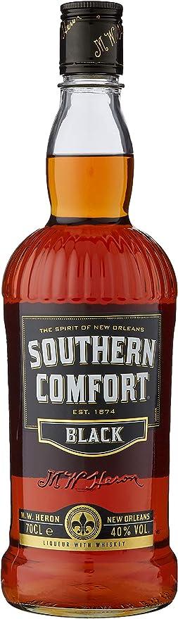 Southern Comfort Black Liqueurs 70 Cl Amazon Co Uk Grocery