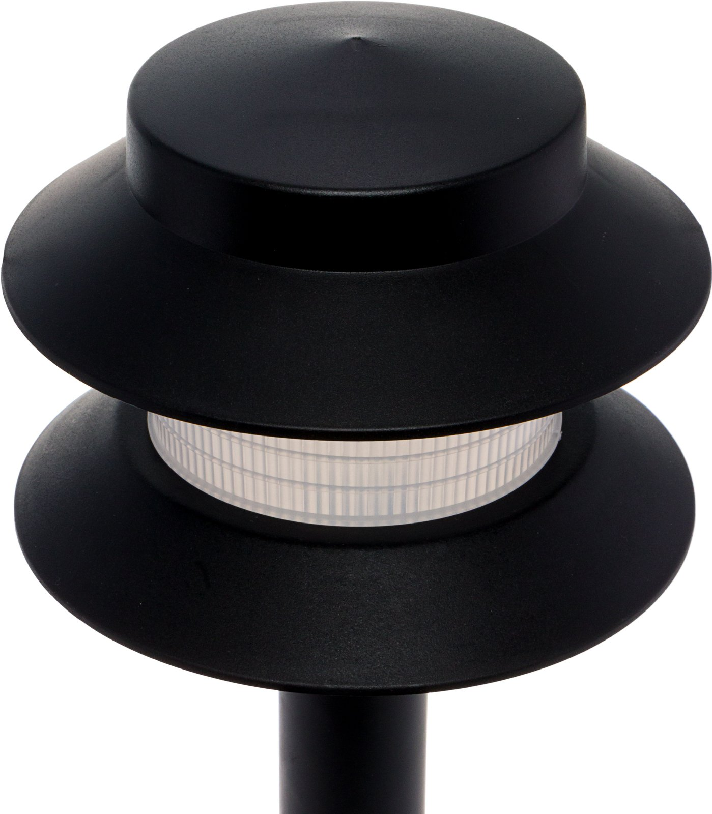 Paradise GL22627 Low Voltage Plastic 4W Path Light (Black, 12 Pack) by Paradise (Image #5)