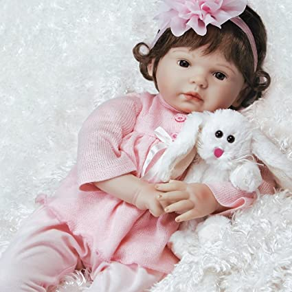 076855eaeead Amazon.com  Paradise Galleries Reborn Baby Doll That Looks Real ...