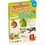 ASS Altenburger 22572843 - Abenteuer Schule - Natur-Bingo, Kartenspiel