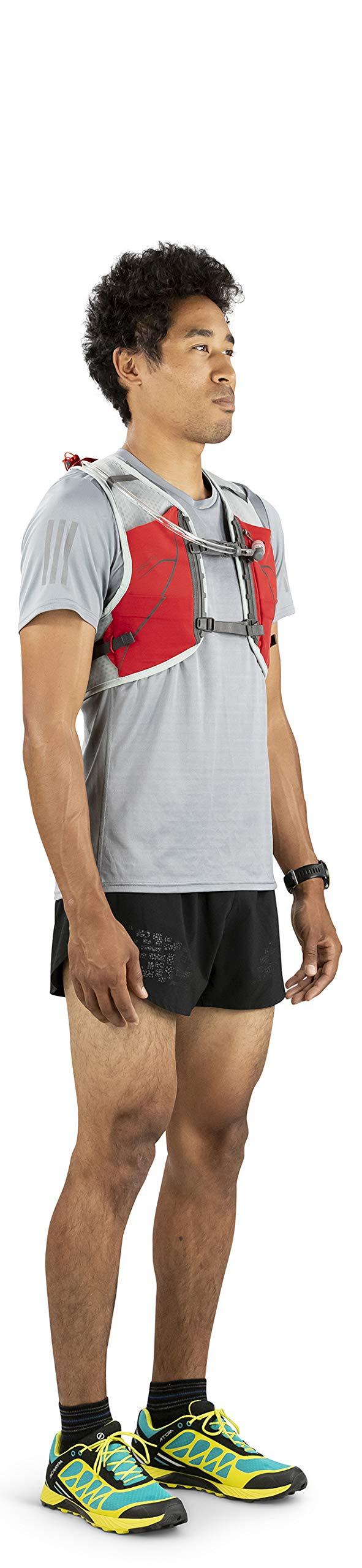 Osprey Packs Duro 6 Running Hydration Vest, Phoenix Red, Small/Medium by Osprey (Image #3)