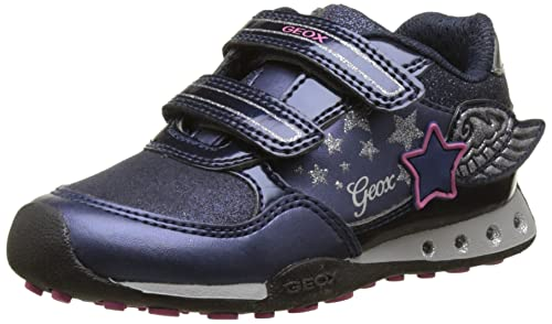 GEOX SHOE J74G2A-0AJAS-C4268 NEW JOCKER 31 Blue