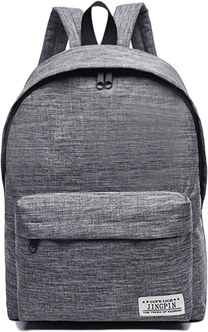 Men/'s Causal Backpack Rucksack Book Bag Laptop Bag Daypack Travel New Schoolbag