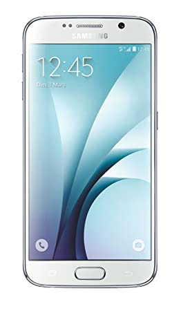2e86a91fe1ada Samsung Galaxy S6 Smartphone débloqué 4G (32 Go  Amazon.fr  High-tech