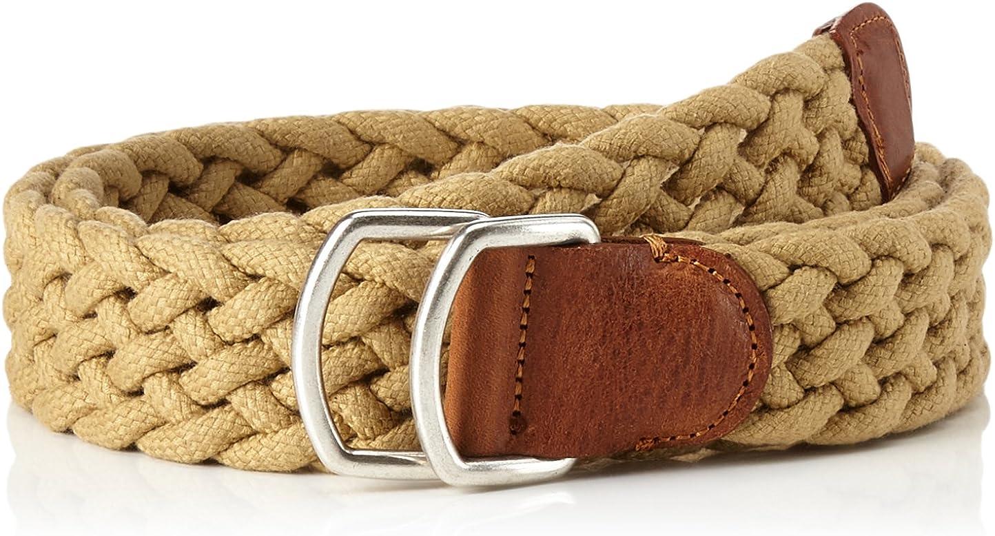 Gant Elastic Braid Belt Cintur/ón para Hombre