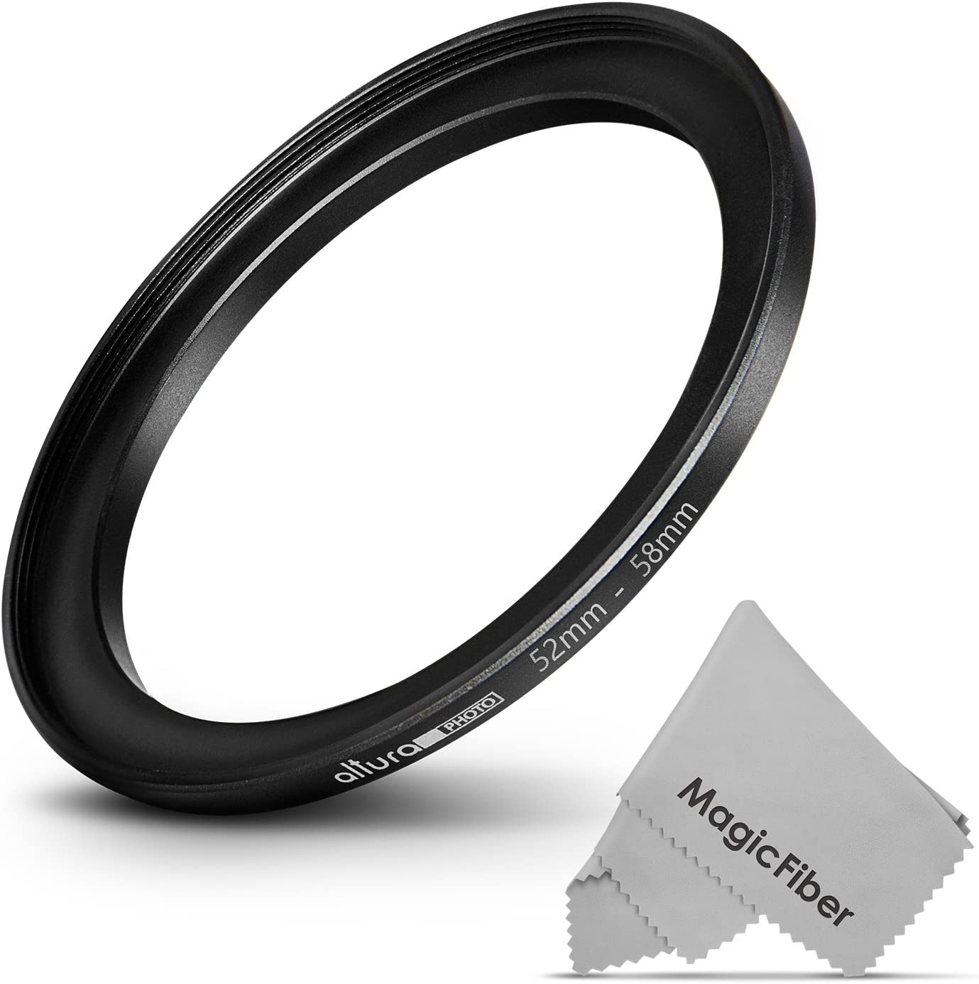 52mm-58mm 52mm to 58mm  52-58mm Step Up Ring Filter Adapter for Camera Lens
