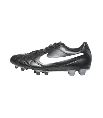 4c09a5393 Amazon.com | Nike Tiempo Rio Firm Ground Football Boots - 10 - Black ...