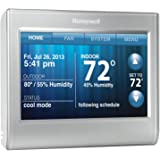 lennox icomfort thermostat. honeywell rth9580wf1013/w1 smart thermostat, wi-fi, touchscreen lennox icomfort thermostat t