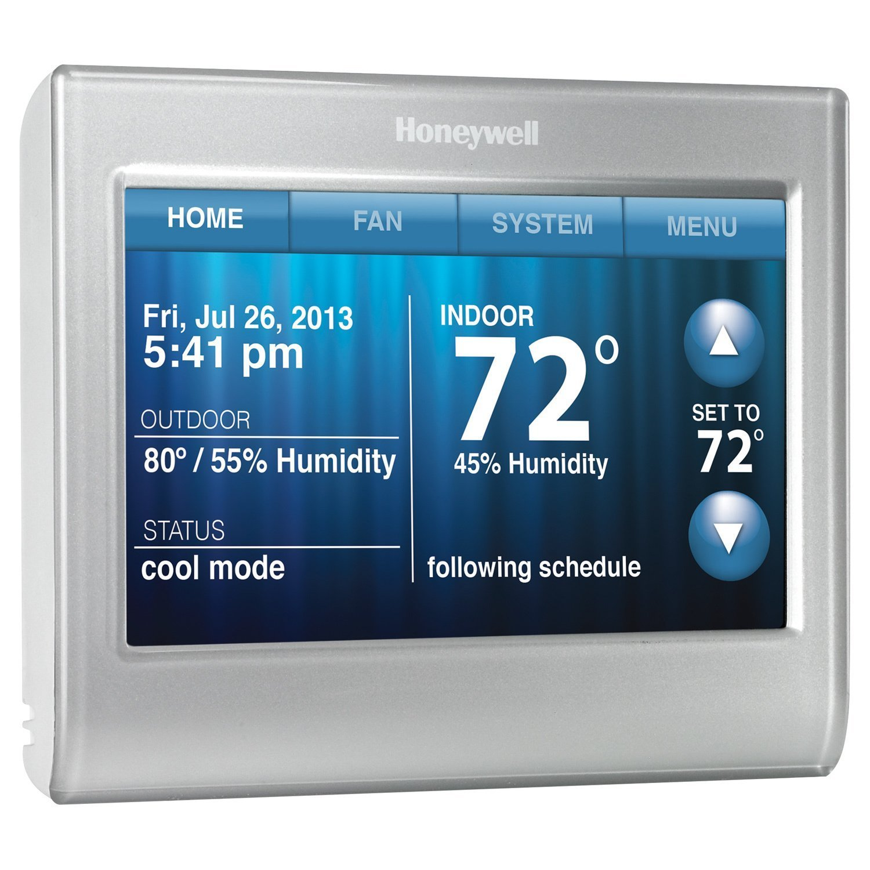 Honeywell RTH9580WF1013/W1 Smart Thermostat, Wi-Fi, Touchscreen Honeywell International