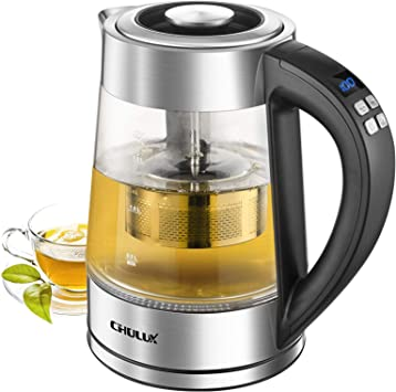 CHULUX Electric Glass Kettle