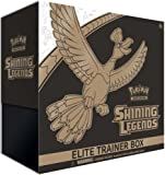 Pokémon Shining Legends Elite Trainer Box Collectible Cards