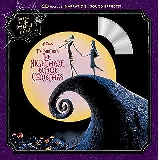 tim burtons the nightmare before christmas book - Nightmare On Christmas