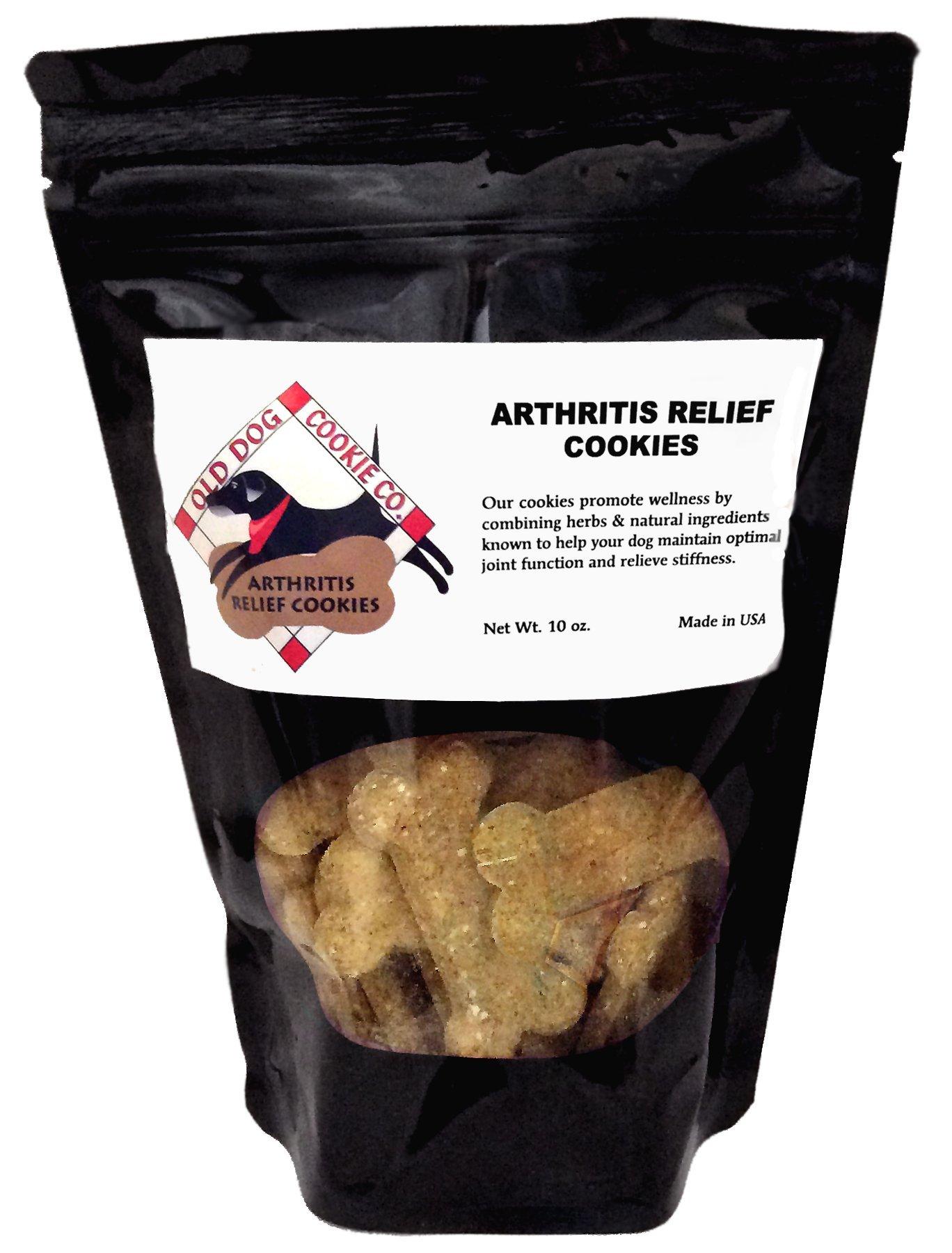 Arthritis Relief Dog Cookies