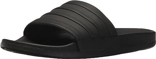 adidas Damen Adilette Sandale, schwarzweiß, Medium: Amazon