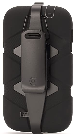 Griffin BT-GB37803-2 - Carcasa para Samsung Galaxy S4, color negro