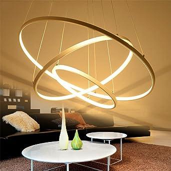 WEXLX Moderne und Minimalistische Aluminium runde Schlafzimmer ...