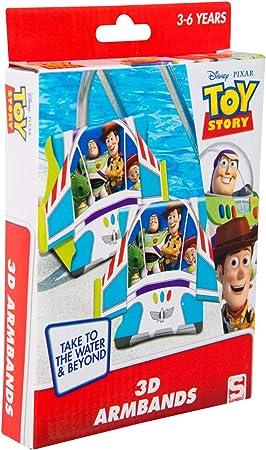 Sambro DTS-3394 - Manguitos de natación con Efecto 3D, diseño Toy ...